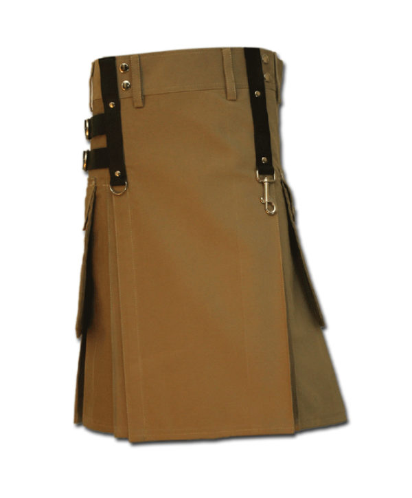 Aesthetic Kilt for Steam Punk sand 4