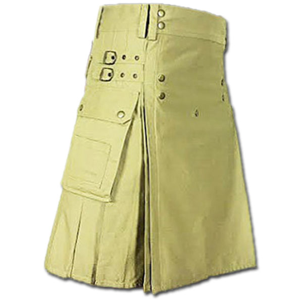 Cargo Kilt for Active Men