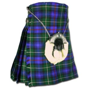 Cumbernauld District Tartan kilt