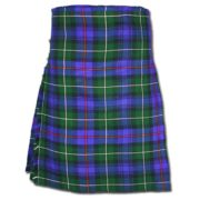 Cumbernauld District Tartan kilt-2