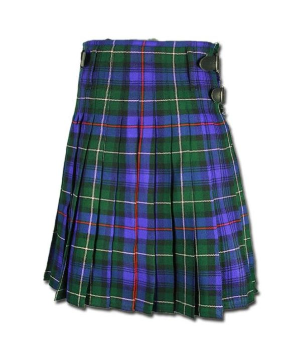 Cumbernauld District Tartan kilt-3