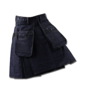 Denim Kilt Highlands