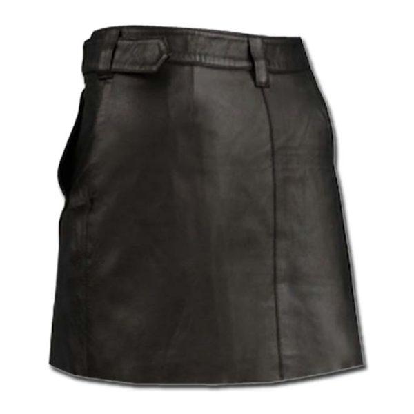 Hipster Mini Skirt-2