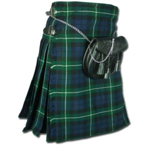 Regiment of Foot official Tartan Kilt