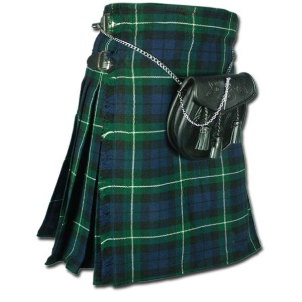 Regiment of Foot official Tartan Kilt-1