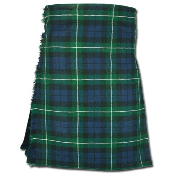 Regiment of Foot official Tartan Kilt-2