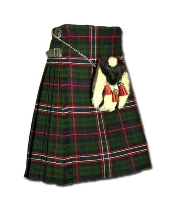 Scottish National Tartan Kilt-1