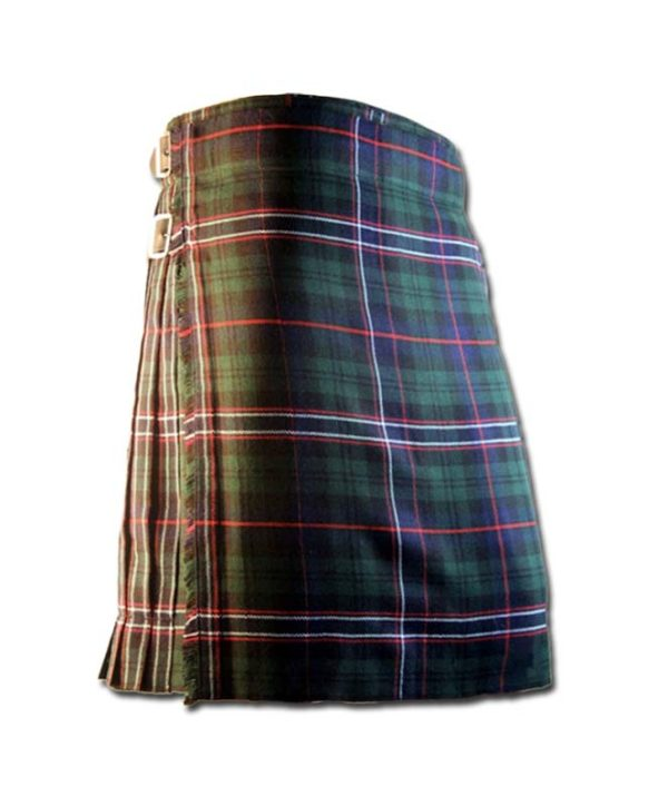 Scottish National Tartan Kilt-2