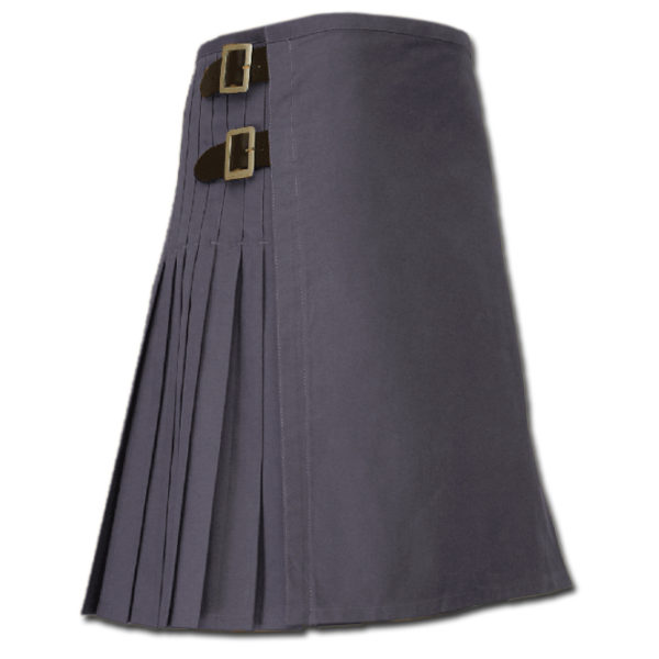 Sexy Kilt for Hot Men purple