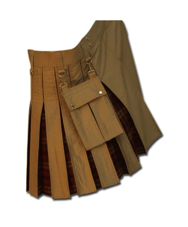 Tartan Box Pleated-1