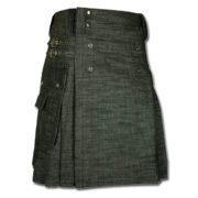 Denim Kilt for Rough & Tough Men