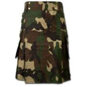 5 Yard Utility Kilt Camouflage-1