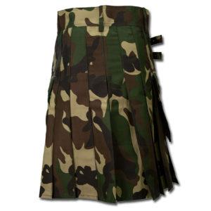 5 Yard Utility Kilt Camouflage