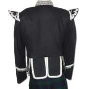 Black Drummer Military Doublet-2