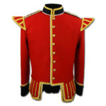 Red Military Drummer Doublet-1