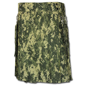 Sage Digital Camo Kilt