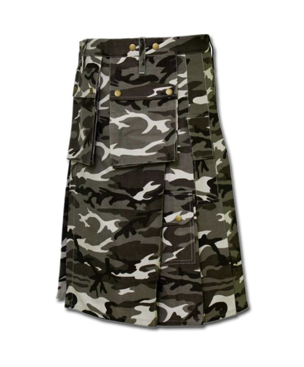 Urban Camouflage Kiltt-1