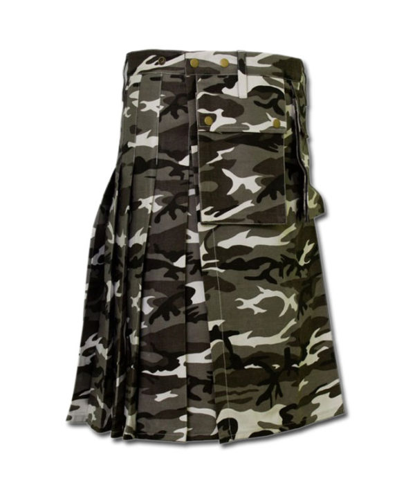 Urban Camouflage Kiltt-2