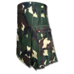 Woodland Camouflage Royal Kilt-2