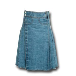 Blue-Denim-Kilt