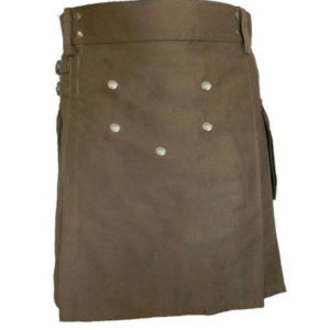Deluxe-Utility-Kilts-for-Men-Side-front
