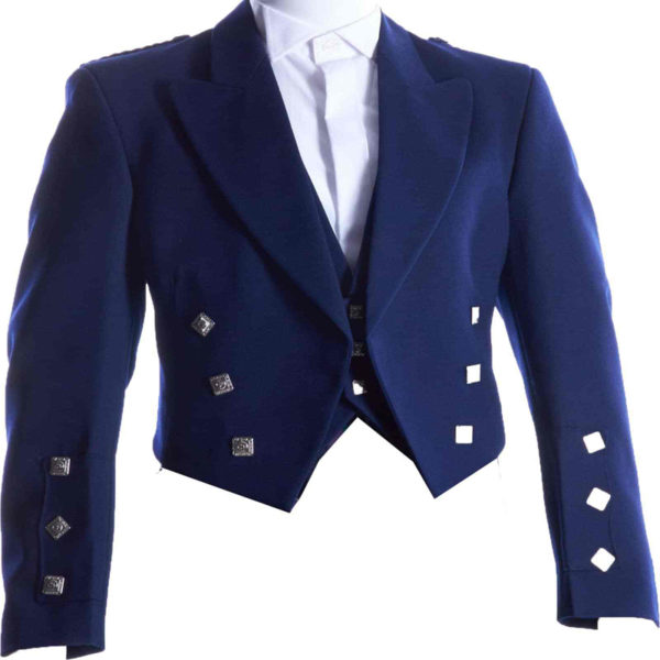 Prince-Charlie-Jacket-with-three-buttons-Navy-blue