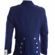 Prince-Charlie-Jacket-with-three-buttons-Navy-blue-back