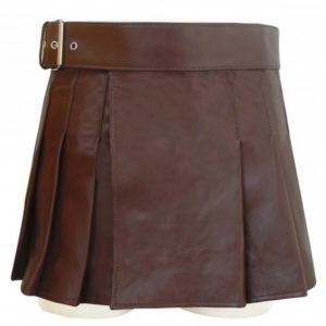 brown-leather-kilt