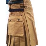 fashion-sport-utility-kilt-khaki-with-black-leather-straps-leather