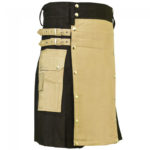 hybrid-kilt-black-and-khaki-right-side