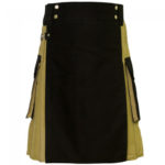 hybrid-kilt-khaki-and-black