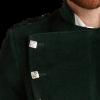 Montrose Green Velvet Doublet Jacket for Men