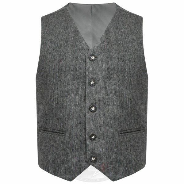 Tweed Crail Highland Kilt Jacket and Waistcoat Scottish Wedding Scottish Kilt