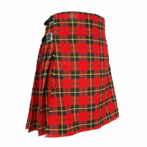 Best Kilts Men's Traditional Scottish 5 Yard Wallace Tartan Kilt
