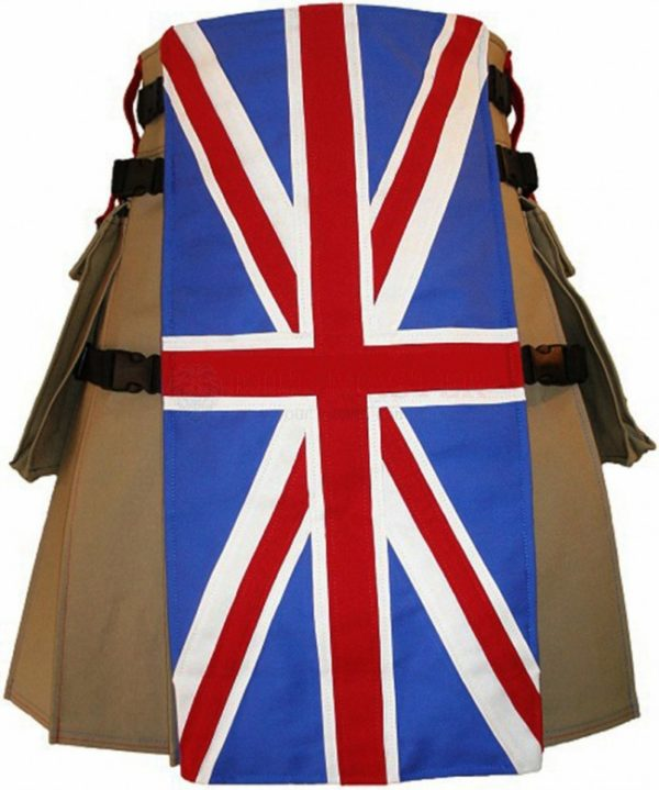 UK Flag Utility Kilt1