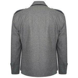 100% Wool Scottish Crail Highland Argyle Kilt Jacket and Waistcoat