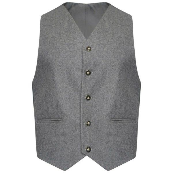100% Wool Scottish Crail Highland Argyle Kilt Jacket and Waistcoat4