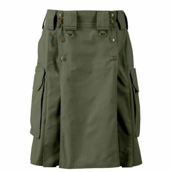 5.11 olive Green tactical-duty-kilt.