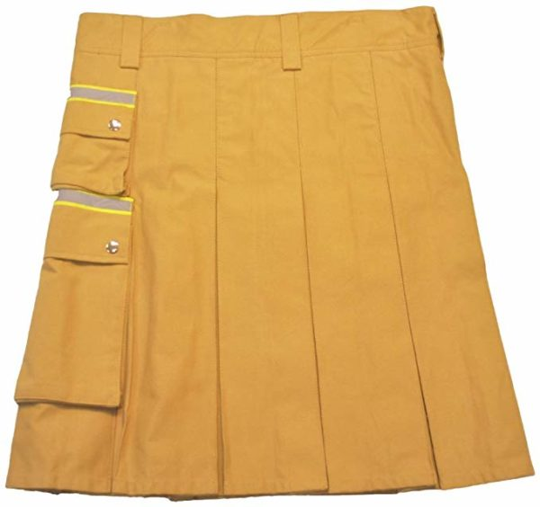 American Highlander Mens Firefighter Utility Tactical Kilt .