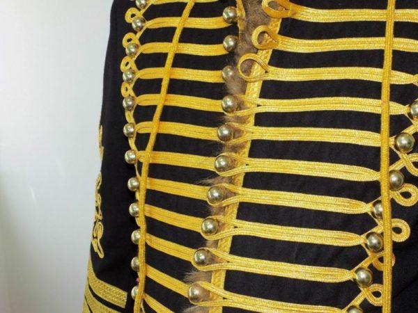 Napoleonic-Hussars-Uniform-Military-Style-Tunic-Pelisse (2)