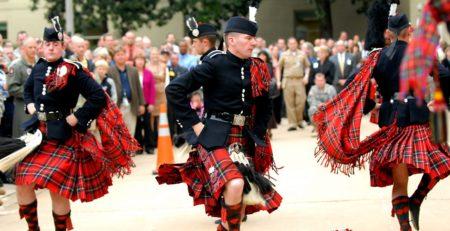 Kilts of Scotland