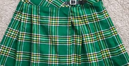 Do Irish wear kilts
