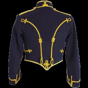 GLOUCESTERSHIRE Napoleonic HUSSARS UNIFORM Tunic Jacket