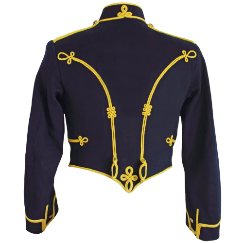 GLOUCESTERSHIRE Napoleonic HUSSARS UNIFORM Tunic Jacket