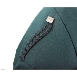 Bottle Green Prince Charlie Jacket & Waistcoat
