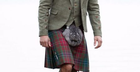 scottish kilt outfit