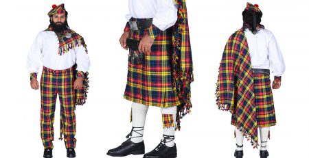 traditional scottish clothing