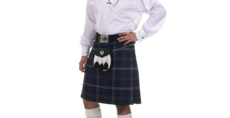 scottish kilt sporran
