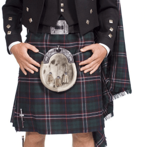 Fly Plaid Prince Charlie Jacket kilt Outfits