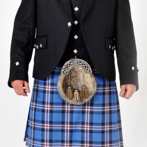 Scottish 8 Yard Rangers Dress Modern Kilt outftis